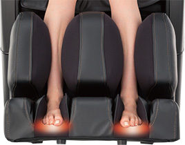 Функция ноги в тепле Fujiiryoki EC-3900