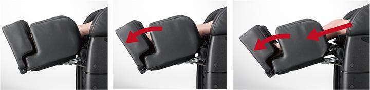 Двухступенчатый массаж ног Fujiiryoki EC-3900
